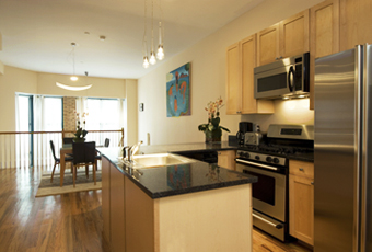 residential kitchen cleaning services